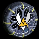 Patriarch Team Vitality wheel icon
