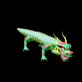 Paper Dragon topper icon