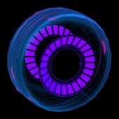 Jandertek Holographic wheel icon