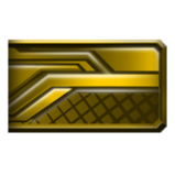 Gold-Plated player banner icon