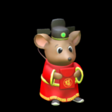 Richie Rat topper icon