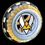 Usurper Holographic Team Vitality wheel icon