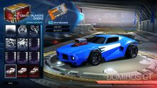 Crate - Player's Choice - Dominus GT