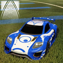 Jäger 619 RS Kraken decal