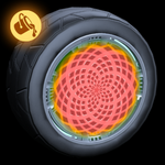 Zomba wheel icon paint