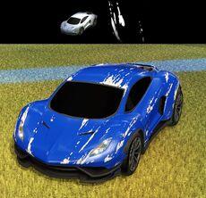 Car Endo Dec-Spatter