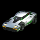 Breakout body icon forest green