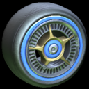 SLK wheel icon cobalt
