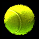 Tennis Ball antenna icon
