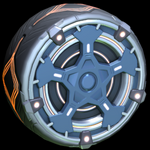 Tungsten wheel icon