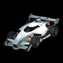 Animus GP body icon titanium white