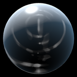 Pearlescent paint finish icon