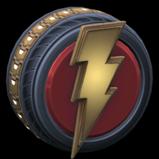 Shazam! wheel icon