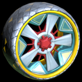 Illuminata wheel icon