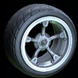 Stallion wheel icon