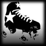 Derby Girl decal icon