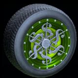 Lucci wheel icon