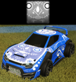 Whizzle decal rare