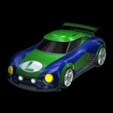 Luigi NSR body icon