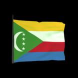 Comoros antenna icon