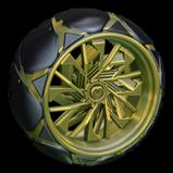 Decopunk wheel icon