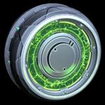 Capacitor II wheel icon