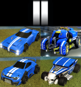 Stripes 1 decal premium