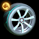 Septem wheel icon paint