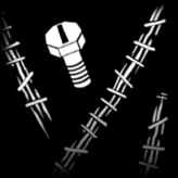 Stitches decal icon