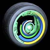 GA-819 HB wheel icon