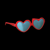 Heart Glasses topper icon