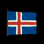 Iceland antenna icon