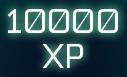 10,000 XP icon