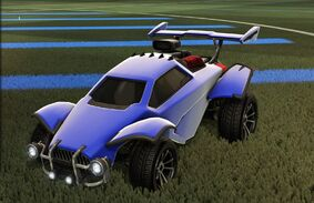 Pearlescent matte paint finish preview