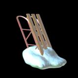 Sleigh-Bailed topper icon