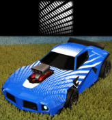 Sunburst decal import