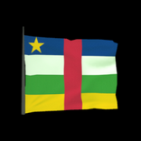 Central Africa Republic antenna icon