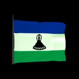 Lesotho antenna icon