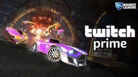 Rocket League® - Twitch Prime Trailer