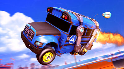 Battle Bus promo artwork
