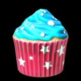 Cupcake antenna icon