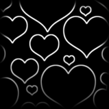 Hearts decal icon