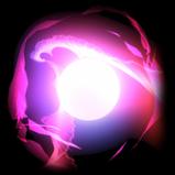 Shining Barrage II rocket boost icon