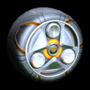 FGSP wheel icon burnt sienna