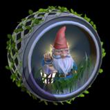 Gnome Light wheel icon