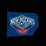 New Orleans Pelicans antenna icon