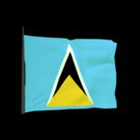 Saint Lucia antenna icon