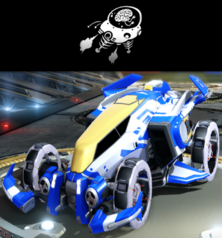 Armada decal premium