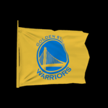 Golden State Warriors antenna icon