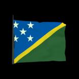 Solomon Islands antenna icon